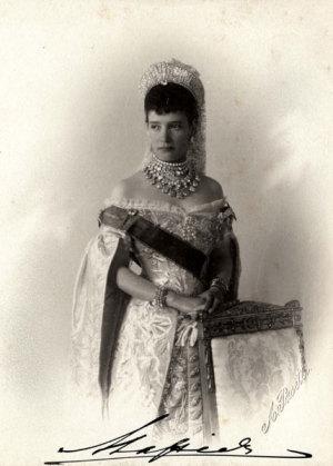 Императрица Мария Фёдоровна, склонившая Николая II принять условия Столыпина