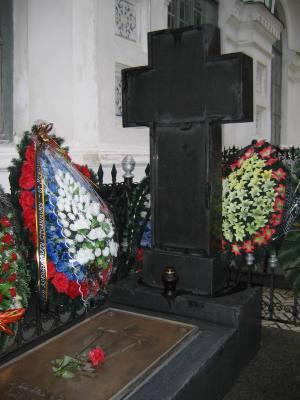 Могила Столыпина (Киево-Печерская лавра)