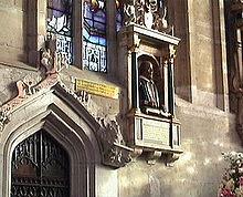 Надгробный памятник Шекспиру