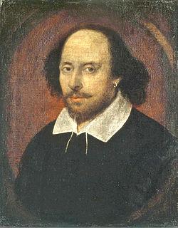 Уильям Шекспир (Национальная портретная галерея), Чандосовский портрет, автор и подлинность не подтверждены