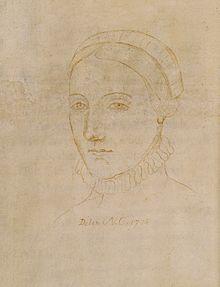 Рисунок 1708 года считается портретом Энн Хатауэй