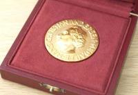 Золотая медаль к премии имени Г.Х. Андерсена