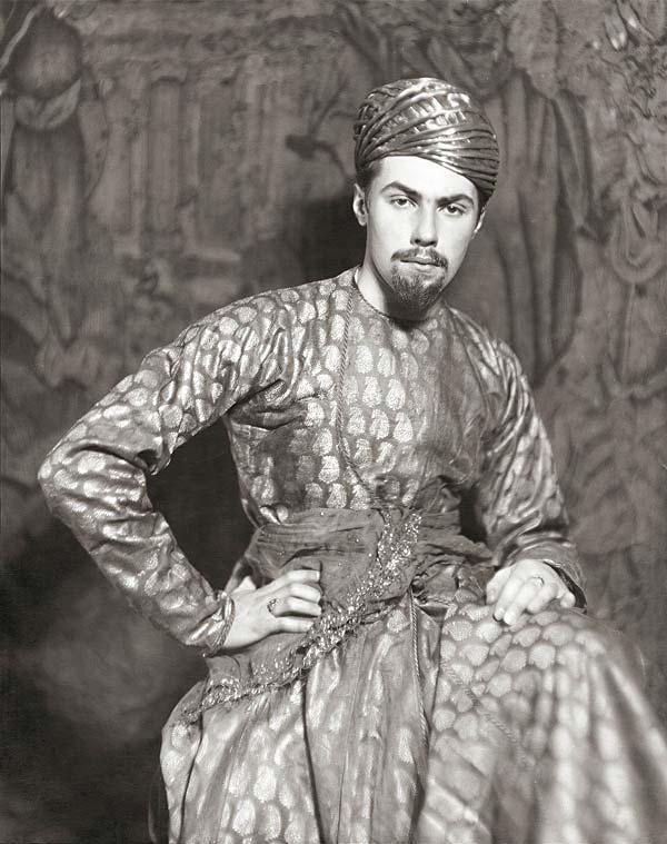 Святослав Николаевич Рерих. Дарджилинг, Индия. 1924