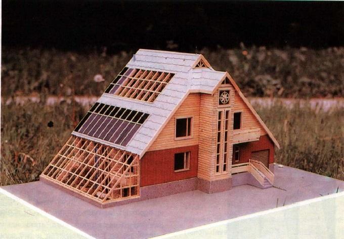 Самая дешевая постройка дома