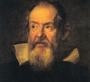 Рис. 08. Галилео Галилей (1546 - 1642)