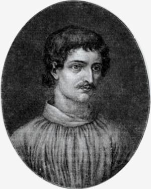 Рис. 09. Джордано Бруно (1548 - 1600)