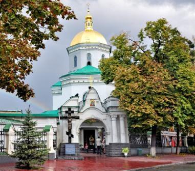 Ильинская церковь в Киеве