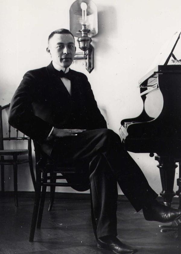 Рахманинов Сергей Васильевич (1 апреля 1873 - 28 марта 1943)