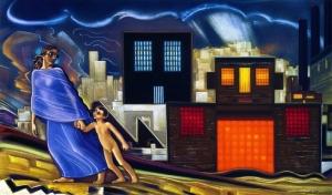 С.Н. Рерих. Мы сами строим свои тюрьмы (1967) Государственный музей искусства народов Востока (Москва)
