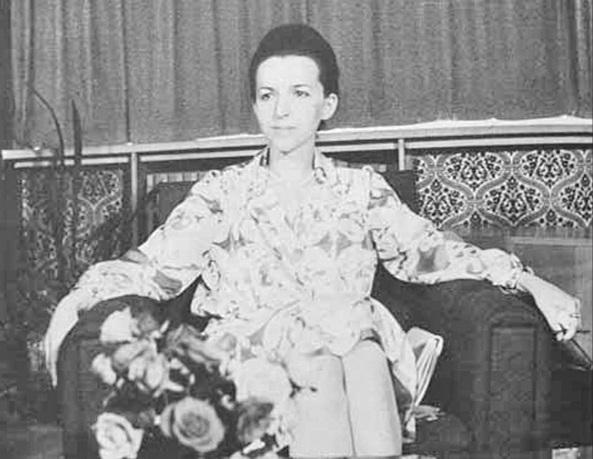 Людмила Живкова. Фото 1979