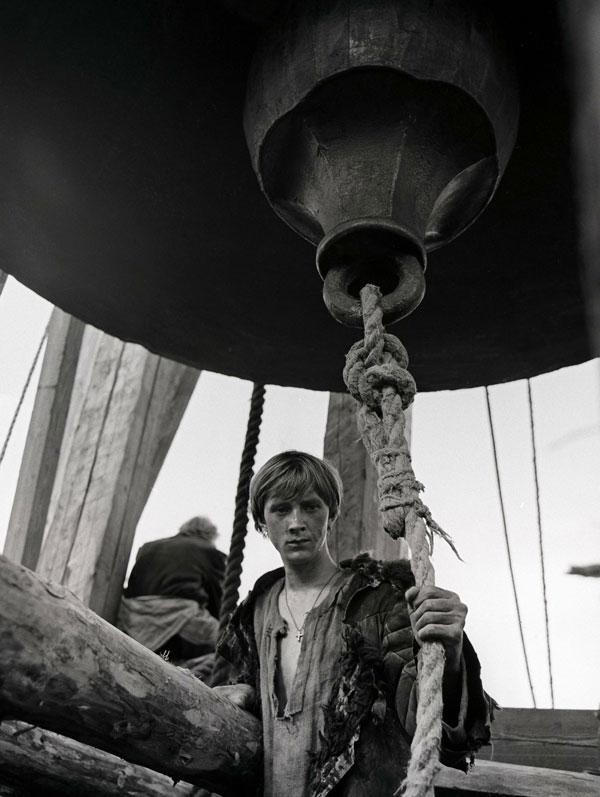 Николай Бурляев в фильме «Андрей Рублёв»,1966 г. Фото: Кадр из фильма