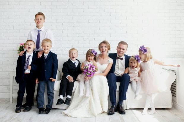 Свадьба Кудрявцевых