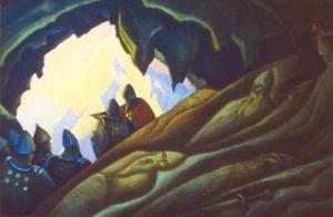 Богатыри проснулись. 1940