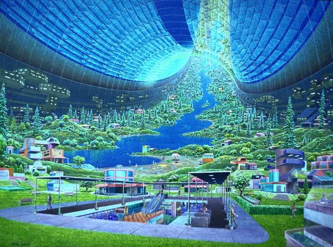 Сценарий будущего нашей планеты