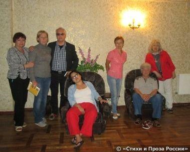 Первый съезд сайта СТиПР, г.Людиново, 12.06.14 г.