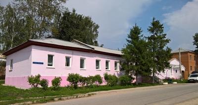 Детская школа искусств, г. Венёв