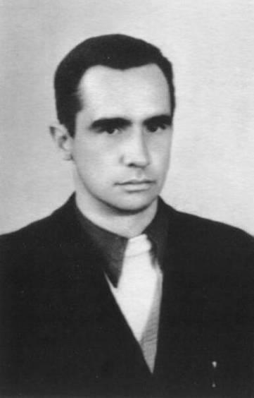Конец 1930-х гг. Из архива П.Ф.Беликова