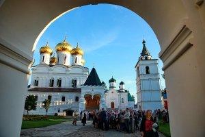 Свято-Троицкий Ипатьевский монастырь в Костроме.  Фото: Владимир Смирнов/ТАСС