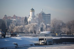 Вид на Храм Святой Троицы в городе Иваново.  Фото: Мария Сибирякова/РИА Новости www.ria.ru