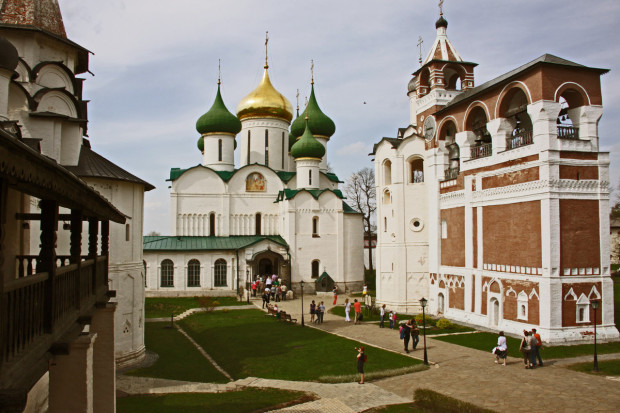 Спасо - Евфимиев Монастырь