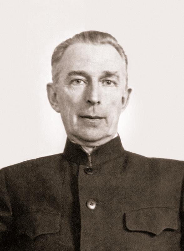 Борис Николаевич Абрамов. Венёв. 1960-е гг.