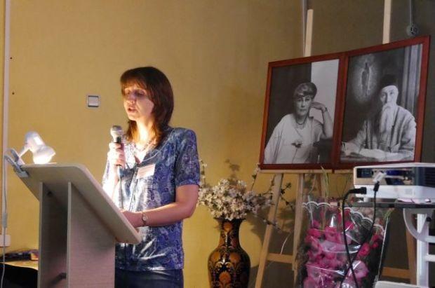 Наталья Башкова / Из личного архива