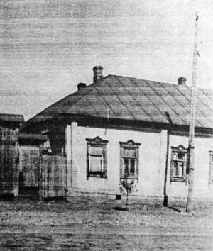 Дом Бориса Абрамова в Венёве