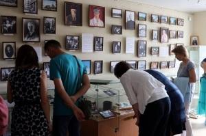 Музей Б.Н. Абрамова в г. Венёве. Открыт 30 июля 2017 г.