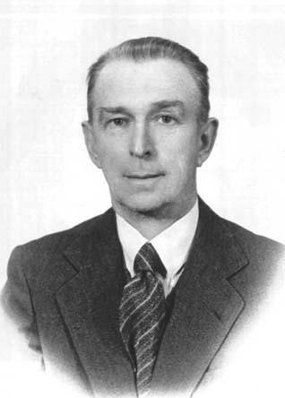 Б.Н.Абрамов. 1950-е гг. Харбин