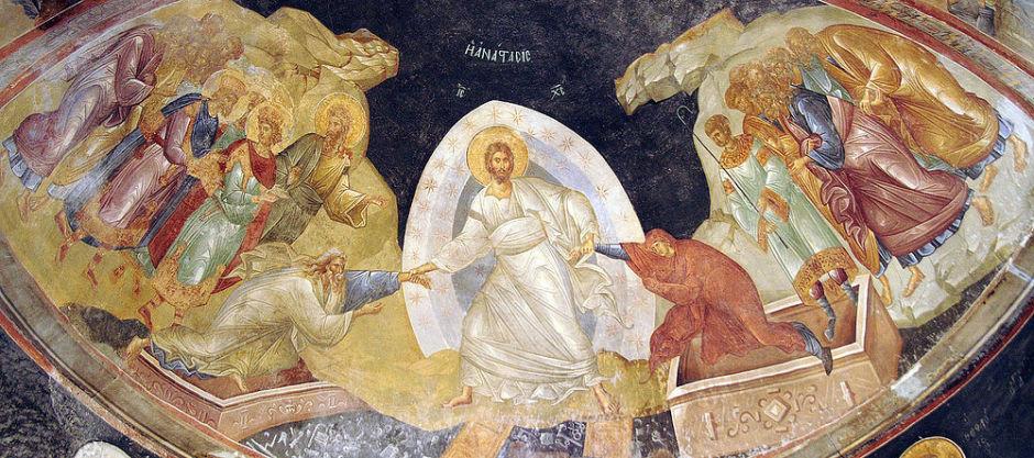 Музей Карие (Kariye Müzesi). Монастырь Хора - стамбульская Церковь Христа Спасителя. Стамбул. 4-5 век