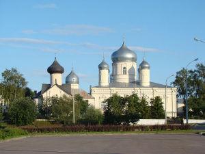 Зверин-Покровский монастырь, Великий Новгород