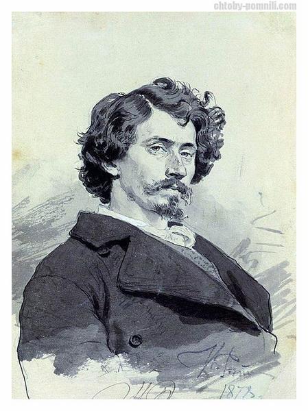 Репин Илья Ефимович (5 августа 1844 года – 29 сентября 1930 года)
