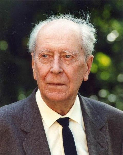 Лихачев Дмитрий Сергеевич (28 ноября 1906 - 30 сентября 1999)
