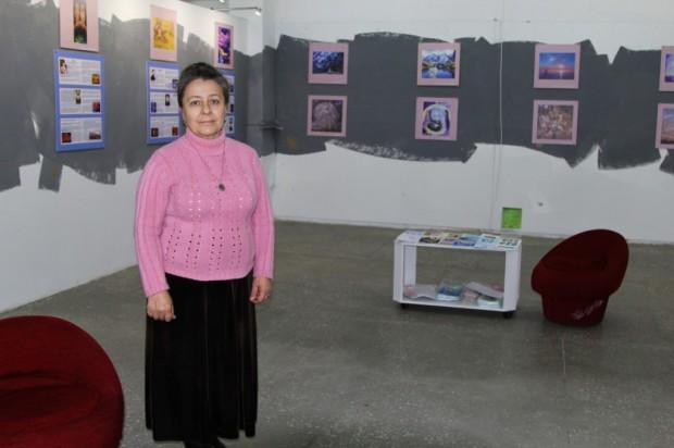 Марина Валерьевна Чистова, сотрудник Рериховского общества «Беловодье» и член общественного совета по культуре