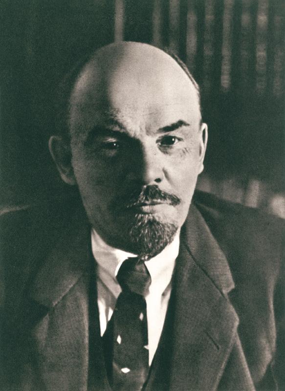 В.И. ЛЕНИН. Москва. Октябрь 1918 г.
