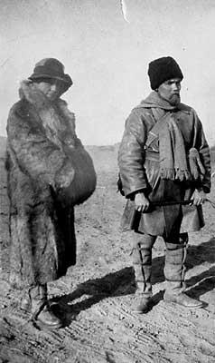 Е. И. и Ю. Н. Рерихи. 1927–1928 годы