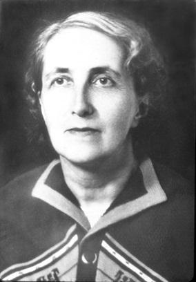 Наталия Дмитриевна Спирина. Новосибирск. 1960-е