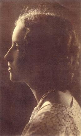 Наталия Спирина. 1930-е. Харбин