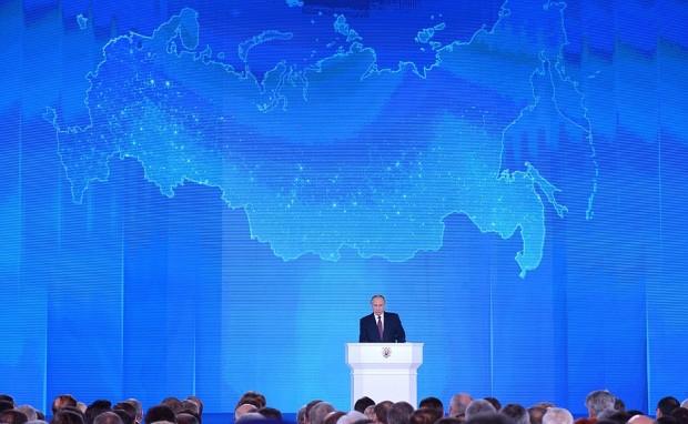 Послание Президента Федеральному Собранию. www.kremlin.ru