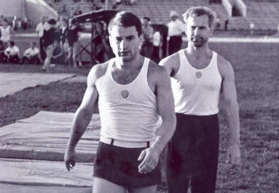 1966 год, г. Ставрополь, Кубок СССР. Я занял второе место