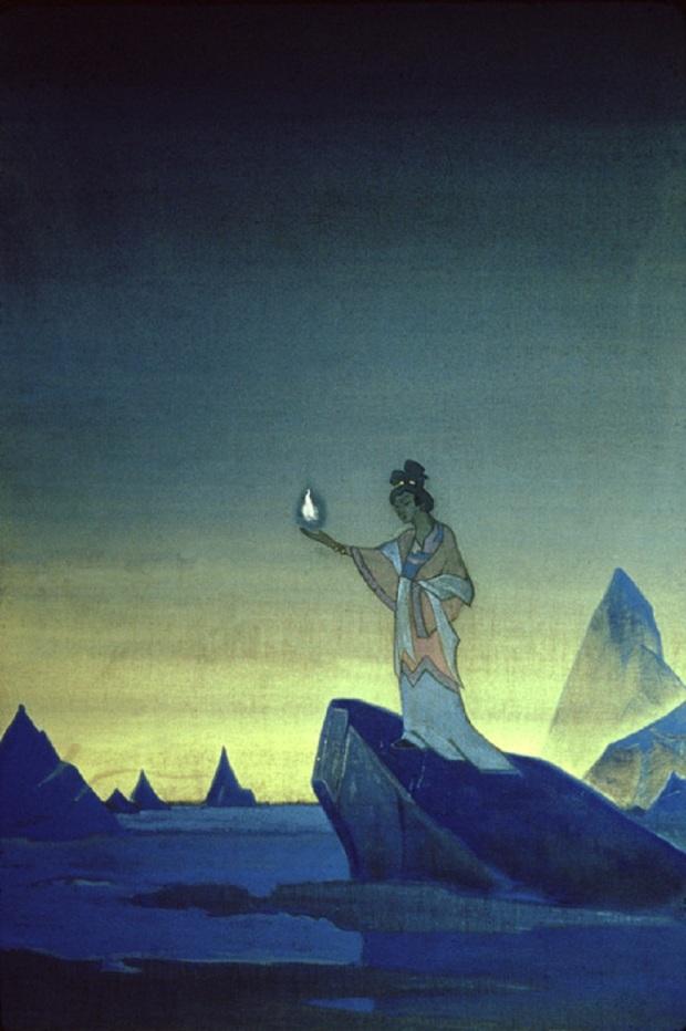 Радостно нам нести свой Светильник