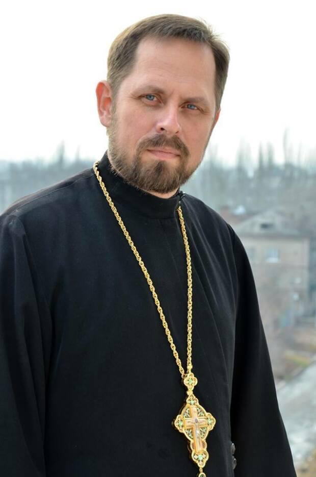 Протоиерей Игорь Рябко