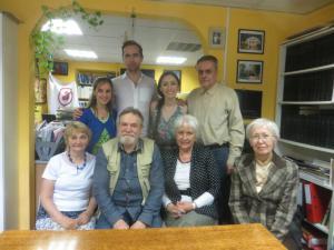 Встреча сотрудников «Дельфиса» с молодёжью
