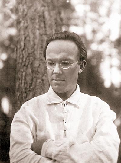 Рихард Яковлевич Рудзитис. 1926