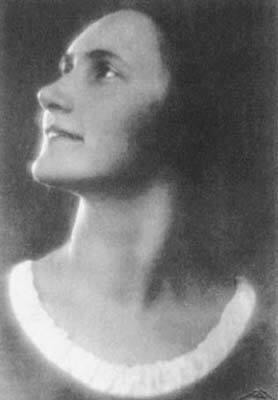 Элла Рейнгольдовна Рудзите Вторая половина 1920-х годов