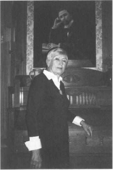 В Музее А. Скрябина на вечере Московского рериховского общества 2001 г.