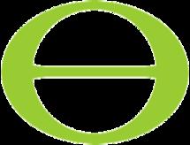 Символом дня является зелёная греческая буква Θ на белом фоне