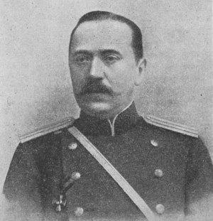 Адъютант Столыпина А. Н. Замятнин, фактически спасший Столыпина от смерти ценой своей жизни