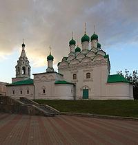 Церковь Симеона Столпника на Поварской, которую посещал Гоголь в последние годы своей жизни