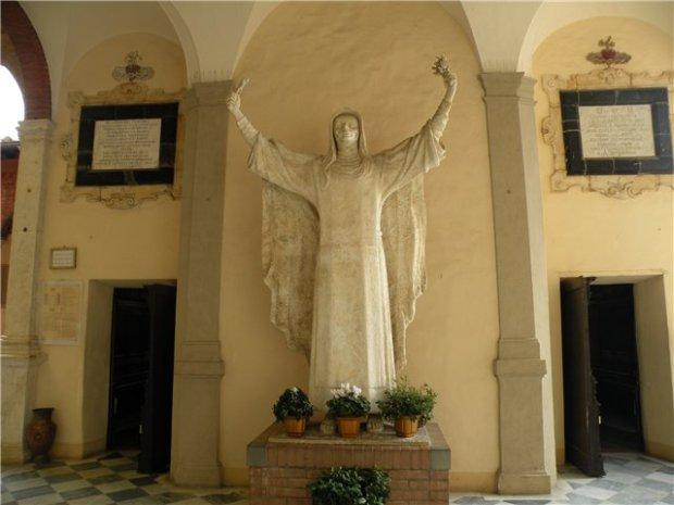 Святилище Екатерины Сиенской